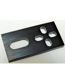 Plaque pour micro switch de...