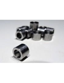 Entretoise aluminium 6 mm...