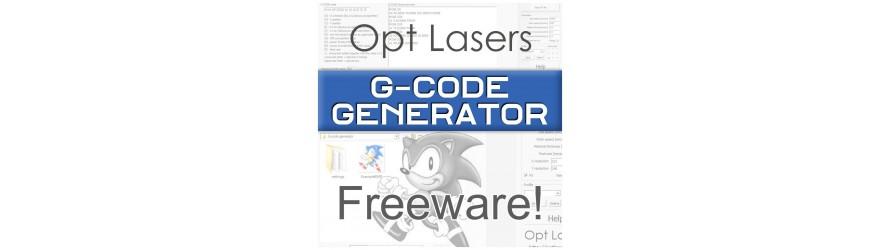 Opt Lasers GRAV Logiciel